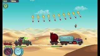 ROAD OF FURY DESERT STRIKE GAME LEVEL 1 WALKTHROUGH