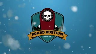 BOARS BUSTERS CUSTOM BOARD (UYGULAMA)(APPLY)