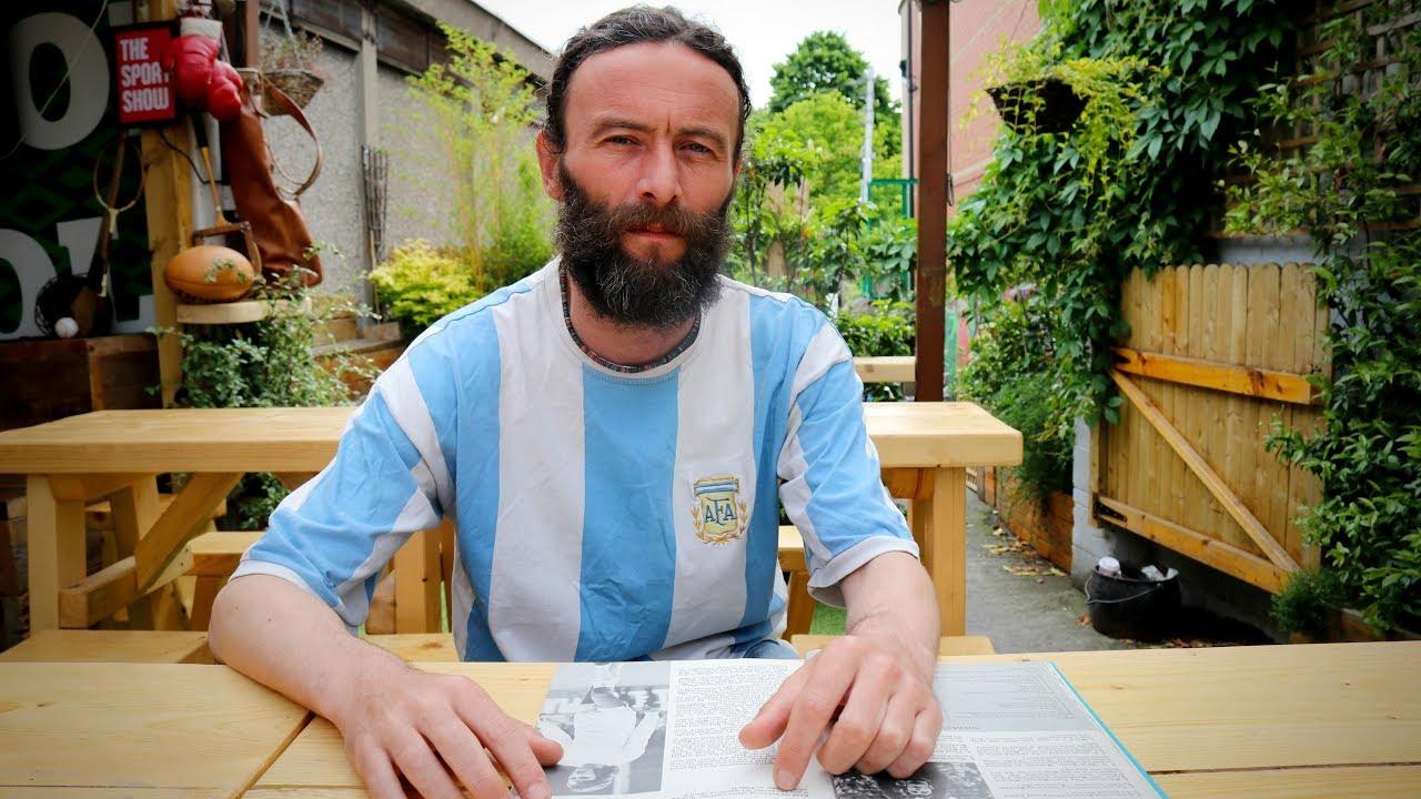 John Cummins' World Cup Love Poem | The Sport Show