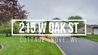 215 W Oak St, Cottage Grove, WI   The Huemmer Home Team   Home For Sale