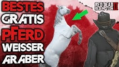 Bestes Gratis Pferd Weißer Araber Fundort - Red Dead Redemption 2 Deutsch Bestes Pferd