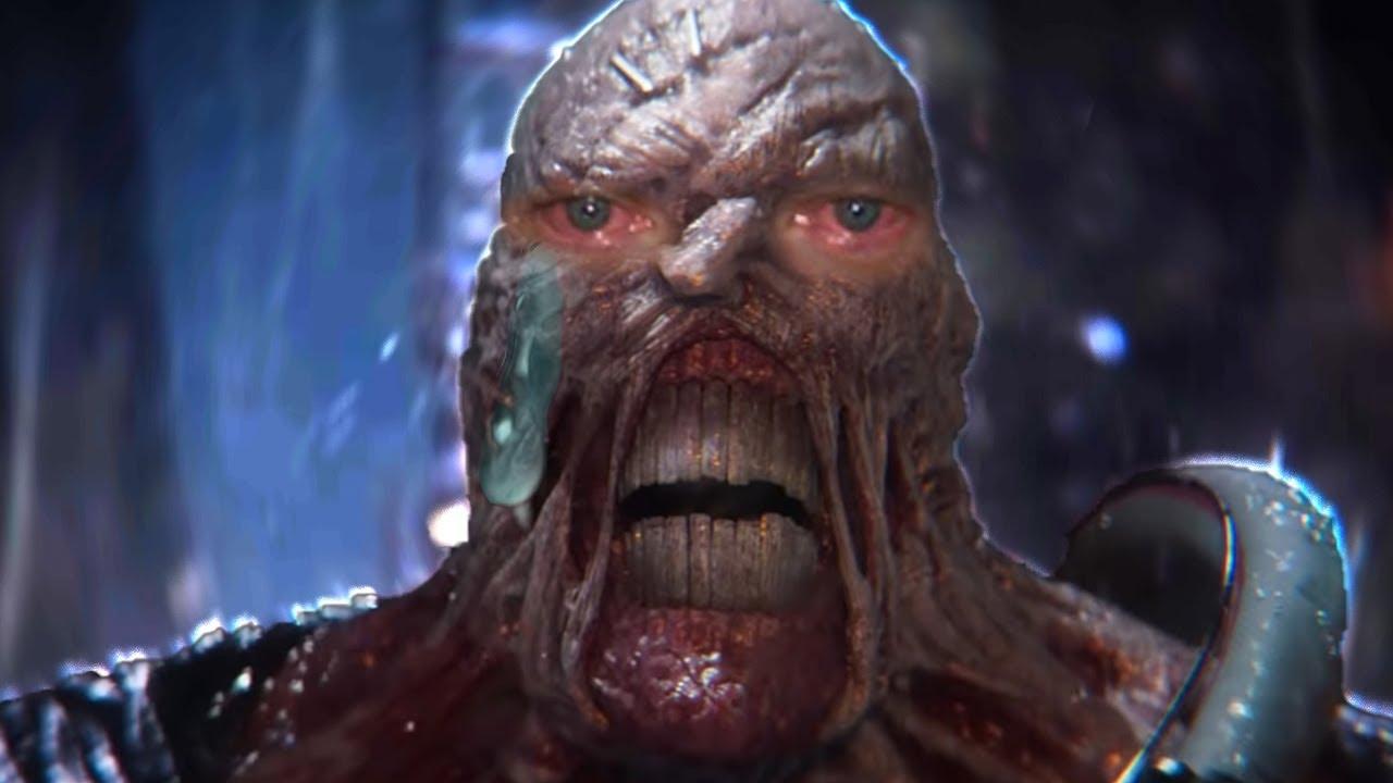 DBD Meme Review Nemesis Edition