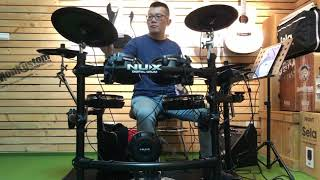 [Drum Cover] Boy from Ipanema - Simon Huang | NUX DM-7X