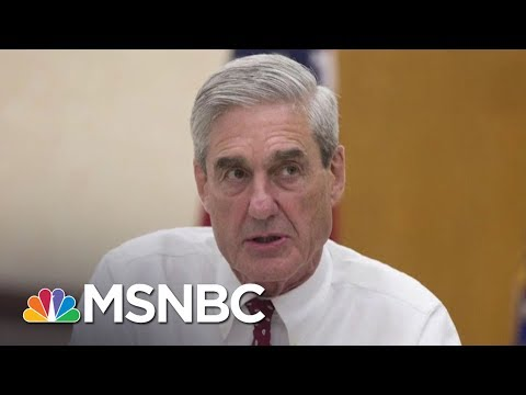 President Donald Trump Lawyer States Robert Mueller Probe Should End | AM Joy | MSNBC
