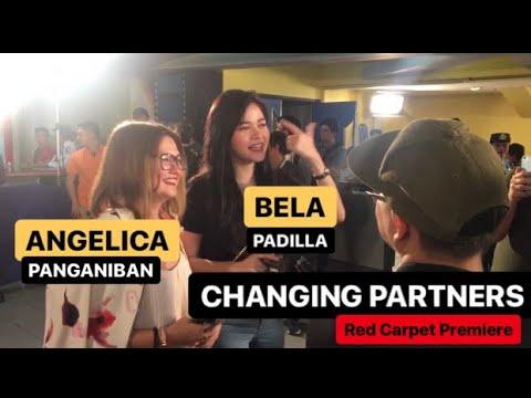 ANGELICA Panganiban jokes about CARLO Aquino & BELA Padilla's movie Meet Me in St. Gallen