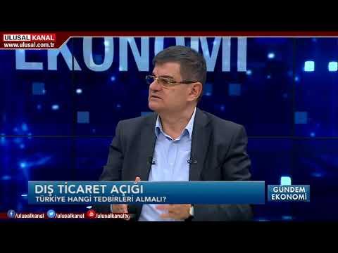Gündem Ekonomi- 20 Mayıs 2018- Mustafa Pamukoğlu- Celal Toprak- Recep Erçin- Ulusal Kanal