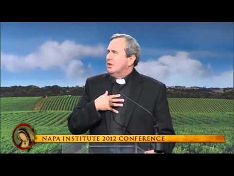 The 2012 Napa Institute Day Catholic Education: Fr. Robert Barron & Frank Hanna III