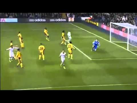 Tottenham Hotspur vs FC Sheriff 2-1 | 13/14 | HD ... - YouTube
