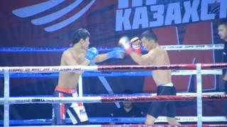 [ОК] III Кубок Казахстана по ММА в Акмолинской области