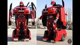 5 Real Transformer Cars You Didn't Know Existed || These Robot Cars, You'll Want Soon.