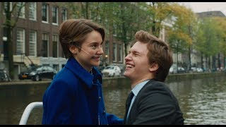 Question Tuesday! TFIOS Movie Trailer, Penguin Knees, and Backflips