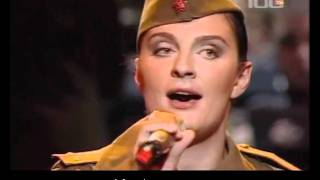 2009 Elena Vaenga - chanson de Chors - Е. ваенга Песня о Щорсе - GB & FR subtitle