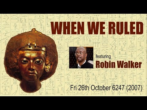 NOMMO: When We Ruled - Robin Walker | (Oct 2007)