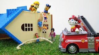 Щенячий патруль и детский садик - Игрушки из мультфильмов
