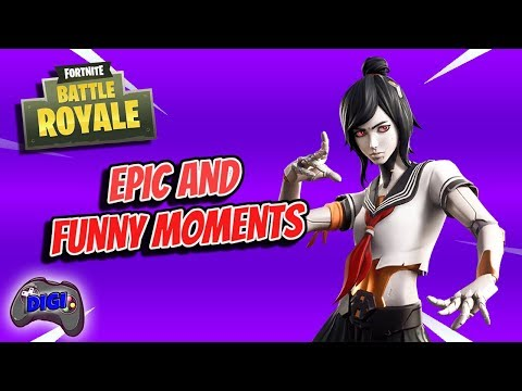 Fortnite Battle Royale | Fails in Epic and Funny Moments in Fortnite #11