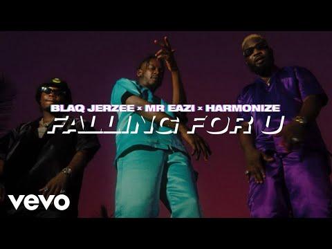 Blaq Jerzee, Mr Eazi, Harmonize – Falling For U