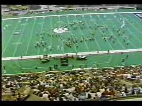 Goshen High School Marching Band 1993 State Finals