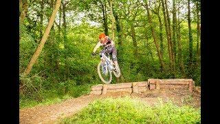 Praccy on ins funds @ Bikepark Wales plus jibbing around Merthyr Tydfil 😨