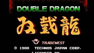Double Dragon - Double Dragon theme song (NES) - Vizzed.com GamePlay - User video
