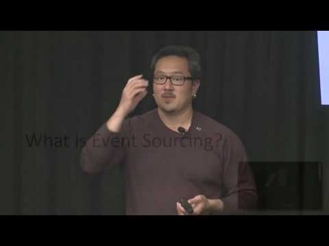 Gopherfest 2017: Event Sourcing – Architectures and Patterns (Matt Ho)