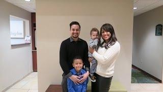 thanksgiving in kansas   bwwm ambw interracial family vacation vlogs 134 sharron s