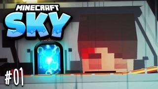 DAS GEHEIME EXPERIMENT ★ Minecraft: SKY - #01 | HerrBergmann