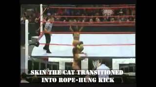 WWE Diva Moves: The Funkadactyls, Cameron Lynn and Naomi Knight