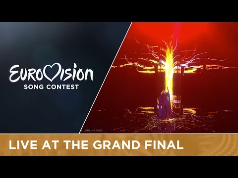 LIVE - Jamala - 1944 (Ukraine) at the Grand Final of the 2016 Eurovision Song Contest