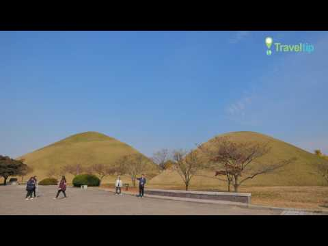 대릉원 Daereungwon Ancient Tombs