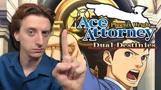 One Minute Review - Ace Attorney: Dual Destinies
