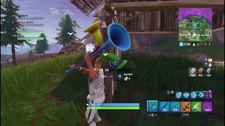Fortnite I have new Negometni skin and pickaxe vuvuzelas