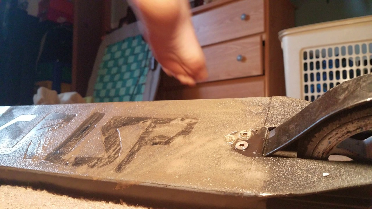 how to keep grip tape clean