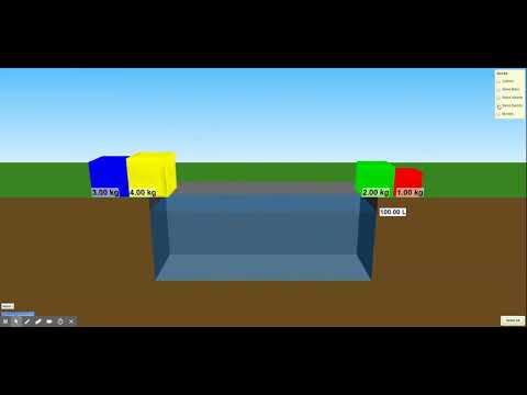 Density - Mass | Volume - PhET Interactive Simulations