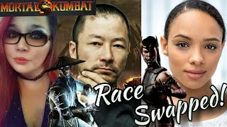 Mortal Kombat | Movie News with Casting Four New Actors | Race Swapping Galore!