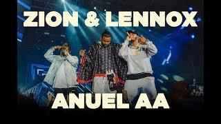 Presentación Zion & Lennox, Anuel AA | Premios HEAT | Punta Cana 2019