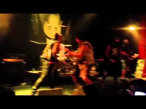 Lotus Gait--Oblivion Live at the Gothic Theater featuring HARALD OIMOEN from DRI