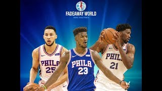 REACTING TO JIMMY BUTLER TRADE TO PHILADELPHIA 76ERS!