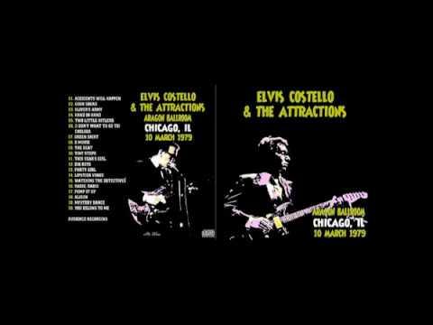 Elvis Costello : Aragon Ballroom - March 10, 1979