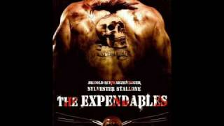 The Expendables Soundtrack: Diamond eyes