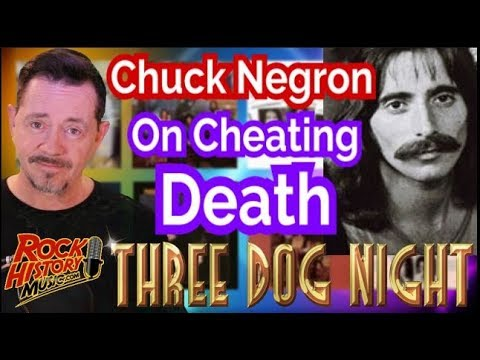 Cheating Death: Chuck Negron's Tough Way Back to Rock and Roll
