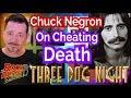 Capture de la vidéo Cheating Death: Chuck Negron's Tough Way Back To Rock And Roll