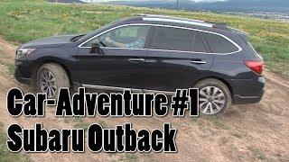 Car Adventure in a Subaru Outback