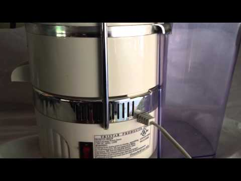 Jack LaLanne Power Juicer CL-003AP