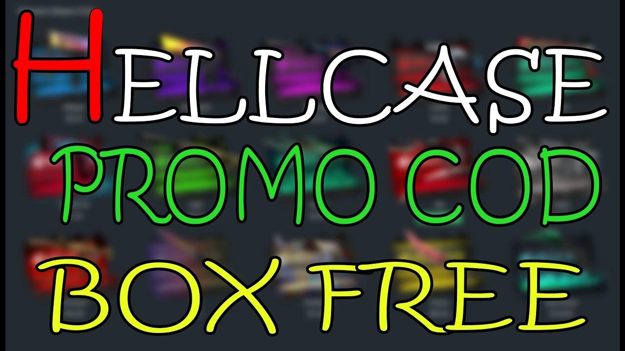 Hellcase Promo
