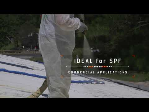 SFS - Spray Polyurethane (SPF) Roofing And Coatings Systems And Equipment
