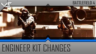 battlefield 4 multiplayer engineer kit submachine guns pdws bf4 bf3 gameplay e3m13