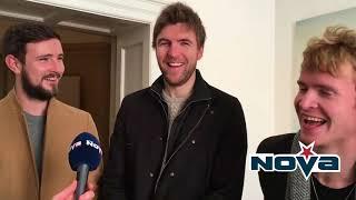 Seriously Addictive Music News - Marty & Conor Met Kodaline!