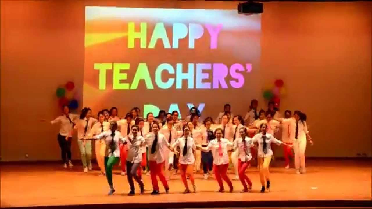 Ideas and Activities for Celebrating National Teacher Day