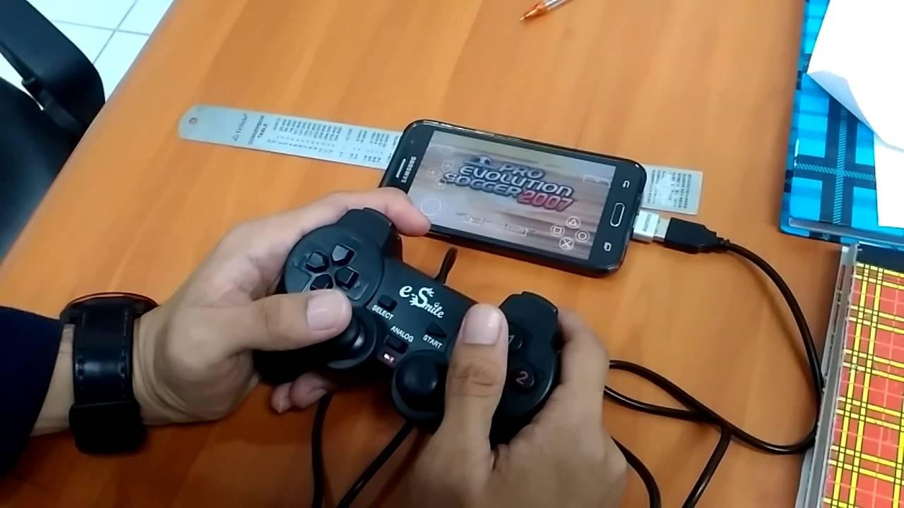 Main Game Android Menggunakan Stik Pc