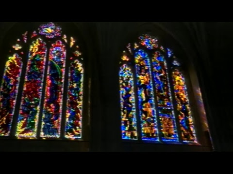 August 20, 2017: Sunday Worship Service at Washington National Cathedral